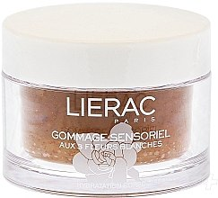 Parfémy, Parfumerie, kosmetika Gommage (scrub) na tělo - Lierac Sensorielle Gommage