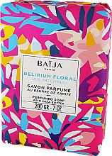 Parfémy, Parfumerie, kosmetika Parfémované mýdlo - Baija Delirium Floral Soap