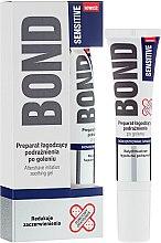 Parfémy, Parfumerie, kosmetika Gel po holení - Bond Sensitive Aftershave Irritation Soothing Gel