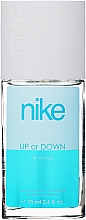 Parfémy, Parfumerie, kosmetika Nike NF Up or Down Women - Deodorant