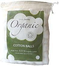 Parfémy, Parfumerie, kosmetika Vatové kuličky - Simply Gentle Organic Cotton Wool Balls