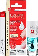 Parfémy, Parfumerie, kosmetika Kondicionér na nehty - Eveline Cosmetics Nail Therapy Professional Keratin Pro