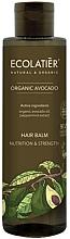 Parfémy, Parfumerie, kosmetika Vlasový balzám Výživa a síla - Ecolatier Organic Avocado Hair Balm