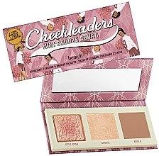Parfémy, Parfumerie, kosmetika Konturovací paleta - Benefit Cheekleaders Mini Bronze Squad