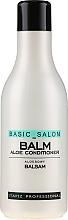 Parfémy, Parfumerie, kosmetika Balzám na vlasy - Stapiz Professional Basic Salon Aloe Conditioner Balm