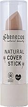 Parfémy, Parfumerie, kosmetika Tužka na obličej - Benecos Natural Cover Stick