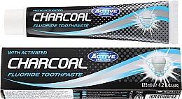 Parfémy, Parfumerie, kosmetika Zubní pasta s aktivním uhlím - Beauty Formulas Charcoal Activated Fluoride Toothpaste