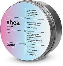 Parfémy, Parfumerie, kosmetika Bambucké máslo na obličej a tělo Malina - Auna Shea Raspberry Butter