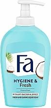 "Parfémy, Parfumerie, kosmetika Tekuté mýdlo ""Kokosová voda"" - Fa Coconut Water Soap"