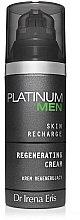 Parfémy, Parfumerie, kosmetika Obnovující krém na obličej - Dr Irena Eris Platinum Men Regenerating Cream