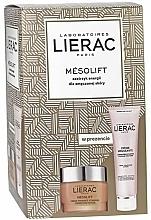 Parfémy, Parfumerie, kosmetika Sada - Lierac Mesolift (cr/50ml + cr/foam/150ml)