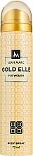 Parfémy, Parfumerie, kosmetika Jean Marc Gold Elle - Deodorant