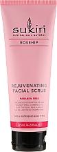 Parfémy, Parfumerie, kosmetika Peeling na obličej - Sukin Rejuvenating Facial Scrub