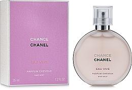 Parfémy, Parfumerie, kosmetika Chanel Chance Eau Vive - Parfémový mist na vlasy