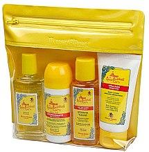 Parfémy, Parfumerie, kosmetika Alvarez Gomez Agua De Colonia Concentrada - Sada (edc/80ml + sh/gel/90ml + b/lot/90ml + deo/75ml + bag)