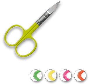 Nůžky na nehty 77678, zelené - Top Choice Colours — foto N1