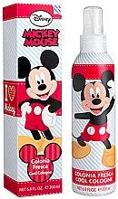 Parfémy, Parfumerie, kosmetika Air-Val International Disney Mickey Mouse Colonia Fresca - Parfémovaný tělový sprej