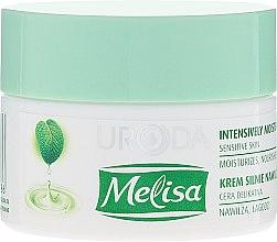 Parfémy, Parfumerie, kosmetika Hydratační intenzivní krém na obličej - Uroda Melisa Face Cream