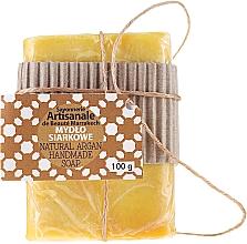 """Parfémy, Parfumerie, kosmetika Ručně vyráběné mýdlo """"Sírové"""" - Beaute Marrakech Natural Argan Handmade Soap"""