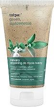 Parfémy, Parfumerie, kosmetika Matující gelový scrub na obličej - Tolpa Green Mattifying Gel-Scrub