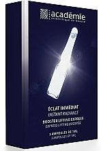 "Parfémy, Parfumerie, kosmetika Ampule ""Okamžitá krása"" - Academie Instant Radiance Express Lifting Booster"