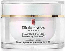 Parfémy, Parfumerie, kosmetika Hydratační krém na obličej - Elizabeth Arden Flawless Future Moisture Cream SPF30