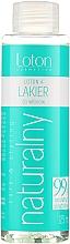 Parfémy, Parfumerie, kosmetika Přírodní lak na vlasy - Loton 4 Hairspray (náhradní náplň)
