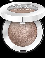 Parfémy, Parfumerie, kosmetika Zapečené stíny se zářivým efektem - Pupa Vamp! Wet & Dry Eyeshadow