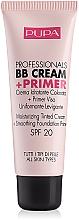 Parfémy, Parfumerie, kosmetika Tónovací krém - Pupa Profesional bb Cream + Primer Tone-Cream