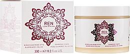 Parfémy, Parfumerie, kosmetika Tělový peeling - Ren Moroccan Rose Otto Sugar Body Polish