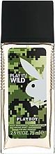 Parfémy, Parfumerie, kosmetika Playboy Play It Wild - Parfémovaný deodorant na tělo
