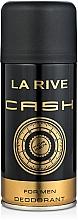 Parfémy, Parfumerie, kosmetika La Rive Cash - Deodorant