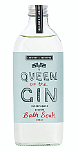 Parfémy, Parfumerie, kosmetika Pěna do koupele Bezinka - Bath House Barefoot & Beautiful Queen Of The Gin Elderflower Bath Soak