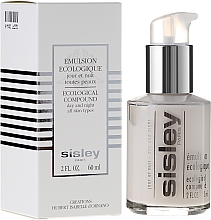 Parfémy, Parfumerie, kosmetika Ekologická emulze - Sisley Emulsion Ecologique Ecological Compound