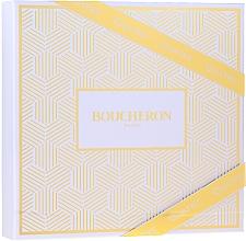 Parfémy, Parfumerie, kosmetika Boucheron Quatre Boucheron Pour Femme - Sada (edp/100ml + b/lot/100ml+ sh/gel/100ml)