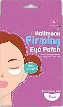 Parfémy, Parfumerie, kosmetika Zpevňující oční náplasti - Cettua Halfmoon Firming Eye Patch
