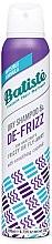 Parfémy, Parfumerie, kosmetika Suchý šampon - Batiste Dry Shampoo & De-Frizz