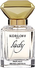Parfémy, Parfumerie, kosmetika Korloff Paris Lady - Vlasová mlha