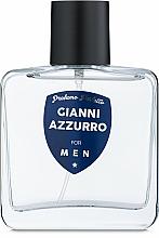 Parfémy, Parfumerie, kosmetika Vittorio Bellucci Gianni Azzurro for Men - Toaletní voda