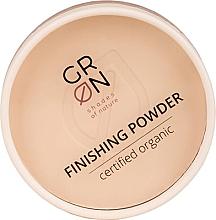 Parfémy, Parfumerie, kosmetika Dokončovací pudr na obličej - GRN Finishing Powder (White Ash)