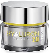 Parfémy, Parfumerie, kosmetika Krém hydratační na obličej Hyaluron 2.0 - Alcina Hyaluron 2.0 Face Cream