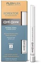 Parfémy, Parfumerie, kosmetika Korektor na obličej - FlosLek Anti Acne Program Corrector