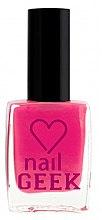 Parfémy, Parfumerie, kosmetika Lak na nehty - Makeup Revolution I Love Makeup Nail Geek