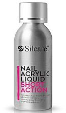 Parfémy, Parfumerie, kosmetika Akrylový roztok - Silcare Nail Acrylic Liquid Comfort Shot Action