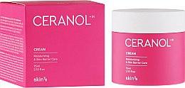 Parfémy, Parfumerie, kosmetika Krém na obličej - Skin79 Ceranol Cream Moisturizing & Skin Barrier Care Cream