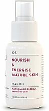 Parfémy, Parfumerie, kosmetika Pleťový olej Výživa a energie - You & Oil Nourish & Energise Mature Skin Face Oil