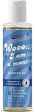 Parfémy, Parfumerie, kosmetika Sprchový gel - Wooden Spoon I Am A Man Shower Gel