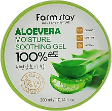 Parfémy, Parfumerie, kosmetika Multifunkční gel s extraktem z aloe vera - FarmStay Aloevera Moisture Soothing Gel