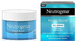 Parfémy, Parfumerie, kosmetika Hydratační krémový gel na obličej - Neutrogena Hydro Boost Gel Cream Moisturiser
