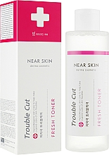 Parfémy, Parfumerie, kosmetika Osvěžující tonikum pro problematickou pleť - Missha Near Skin Trouble Cut Fresh Toner